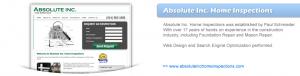 Portfolio - Absolute Inc. Home Inspections