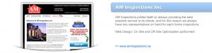 Portfolio - AM Inspections Inc.