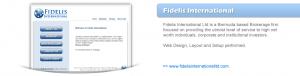 Portfolio - Fidelis International