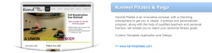 Portfolio - Karmel Pilates & Yoga
