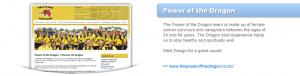 Portfolio - Power of the Dragon